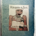 Riunite & Ice That's Nice, Vintage magazine page in handmade paper, 2013